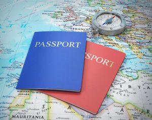 出国留学护照