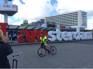 一个留学女汉子毕业旅行之荷兰阿姆斯特丹